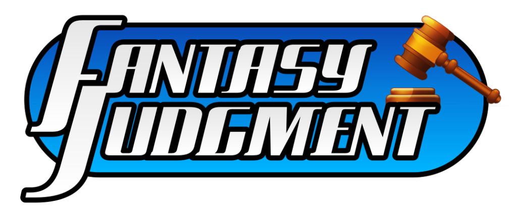New Fantasy Judgment Logo