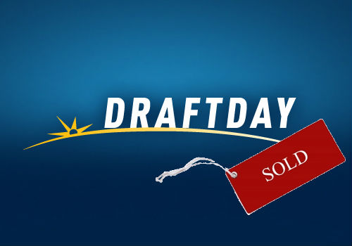 DraftDay Sold
