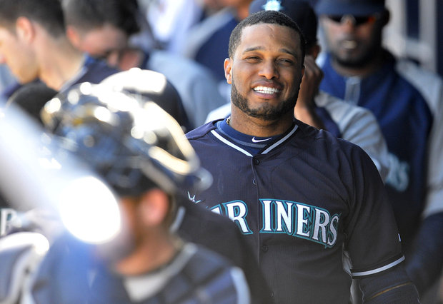 Robinson Cano leads the Seattle Mariners