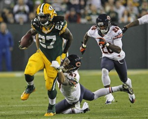 Will starting Eddie Lacy help you pull away from the competition?
