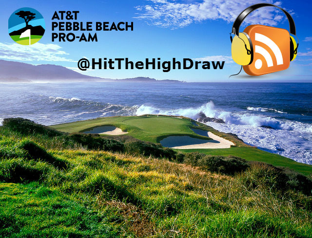DraftKings PGA DFS Podcast for the Pebble Beach Pro Am