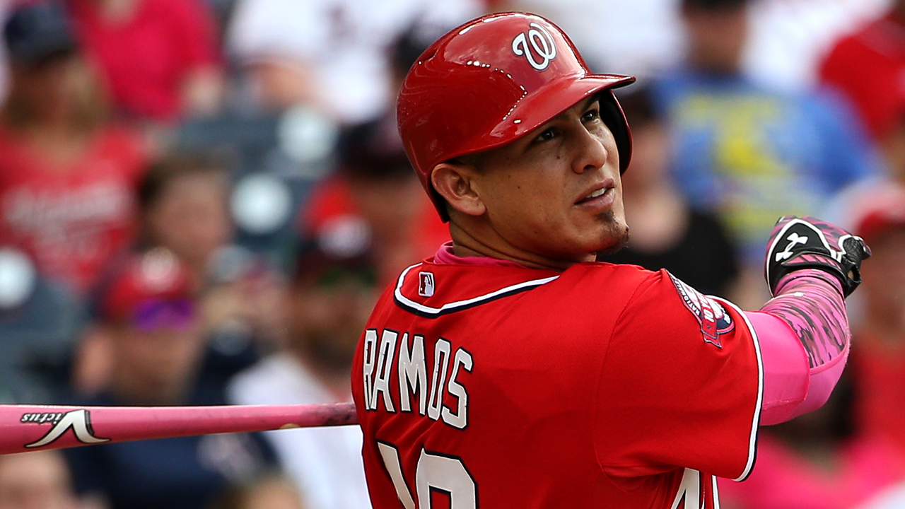 Wilson Ramos Waiver Wire Pick Up